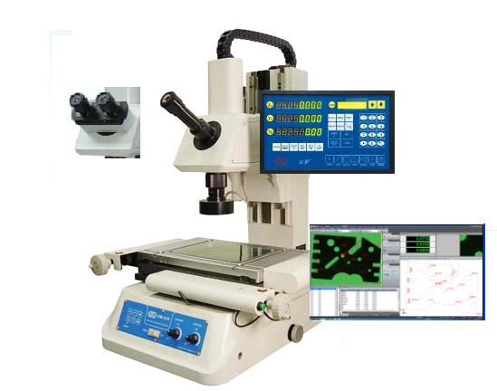 Video Digital Measuring Microscope